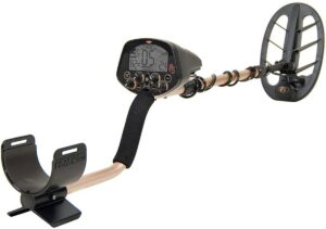FISHER F5 F5 CERCAMETALLI PLATE 11-INCH METAL DETECTOR Reviews and User Guide