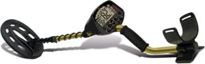Fisher F5 Metal Detector Reviews and User Guide