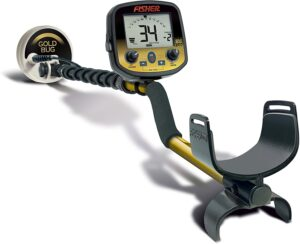 Fisher Gold Bug Pro Metal Detector Reviews and User Guide