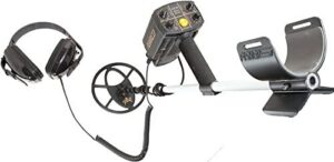 Fisher Metal detector Underwater CZ21 with plate 10 Search Gold Metal Coins Reviews and User Guide