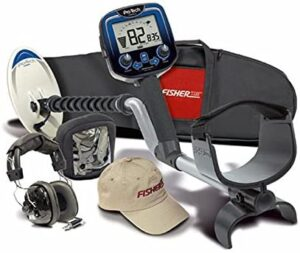 Fisher Professional Metal Detector Reviews and User Guide