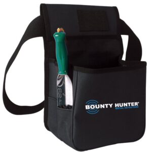 Bounty Hunter Metal Detector Finds Pouch / Trowel Digger Combo