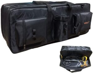shrxy Metal Detector Carry Bag
